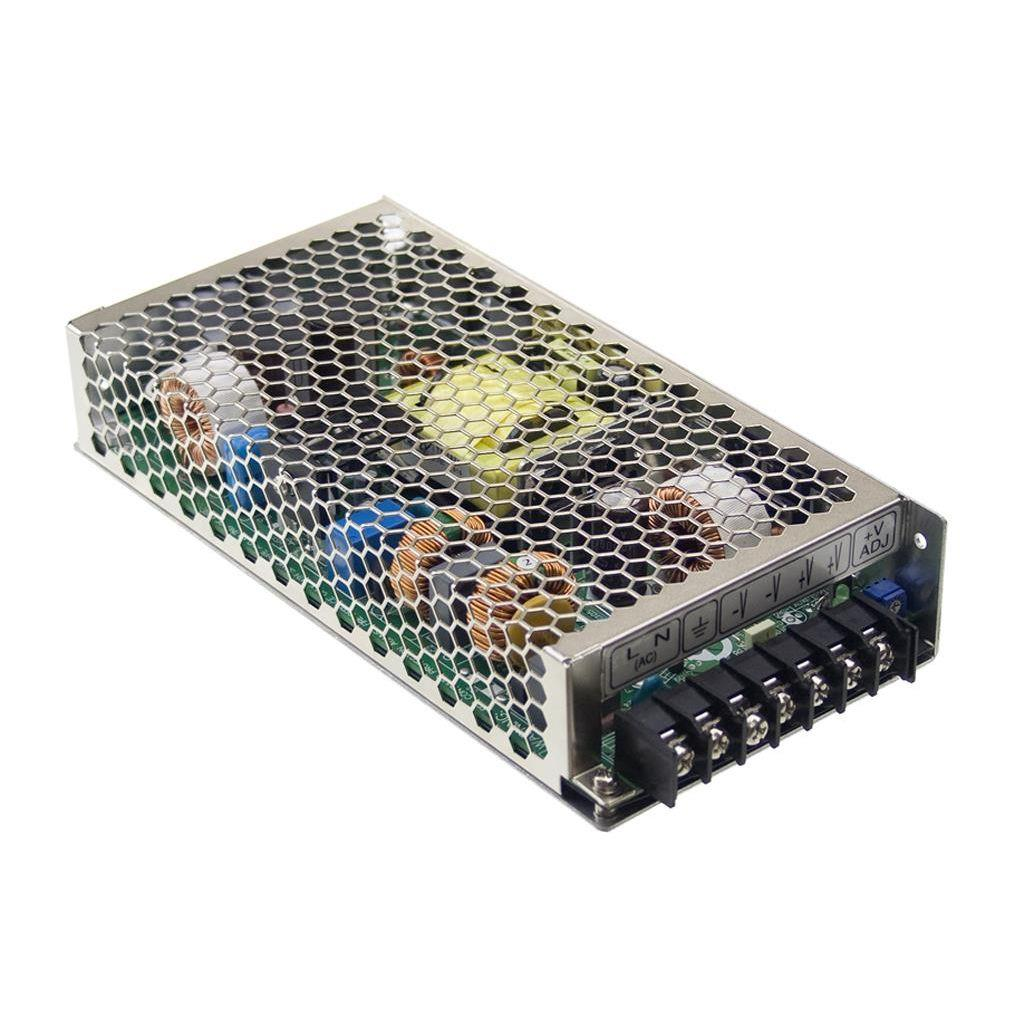 Mean Well MSP-200-7.5 AC/DC Box Type - Enclosed 7.5V 26.7A Power Supply