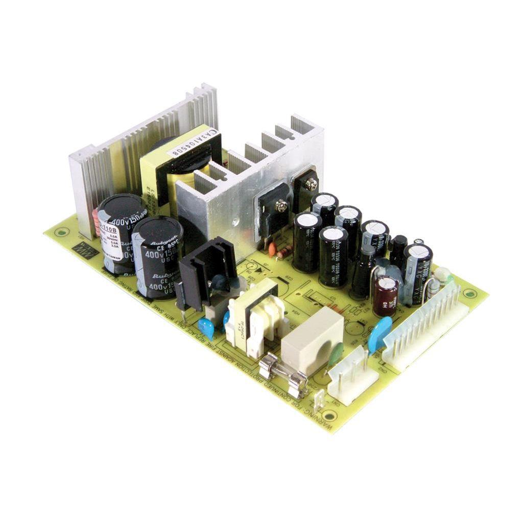 Mean Well PD-110A AC/DC Open Frame - PCB 5V 5A Power Supply