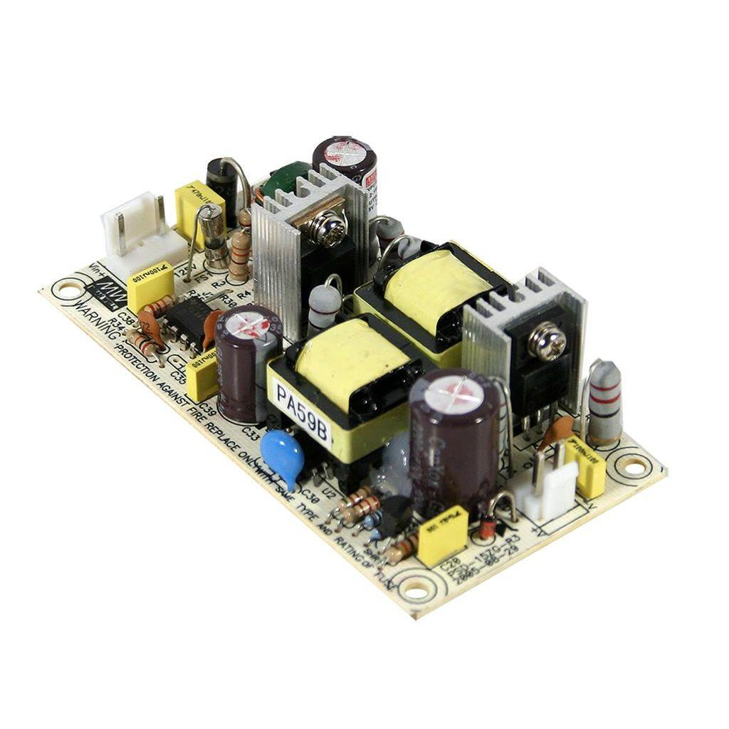 Mean Well PSD-15C-12 DC/DC Open Frame - PCB 12V 1.25A converter
