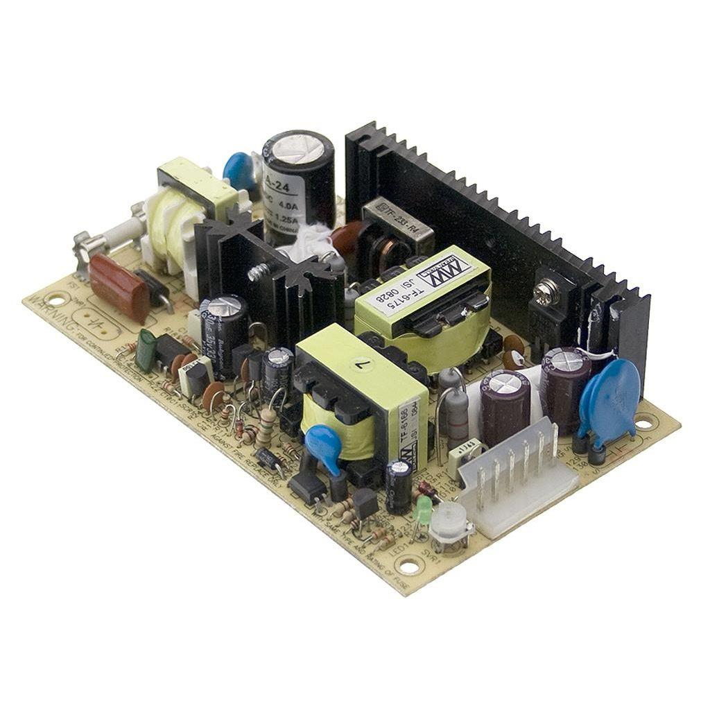 Mean Well PSD-45A-12 DC/DC Open Frame - PCB 12V 2.5A converter