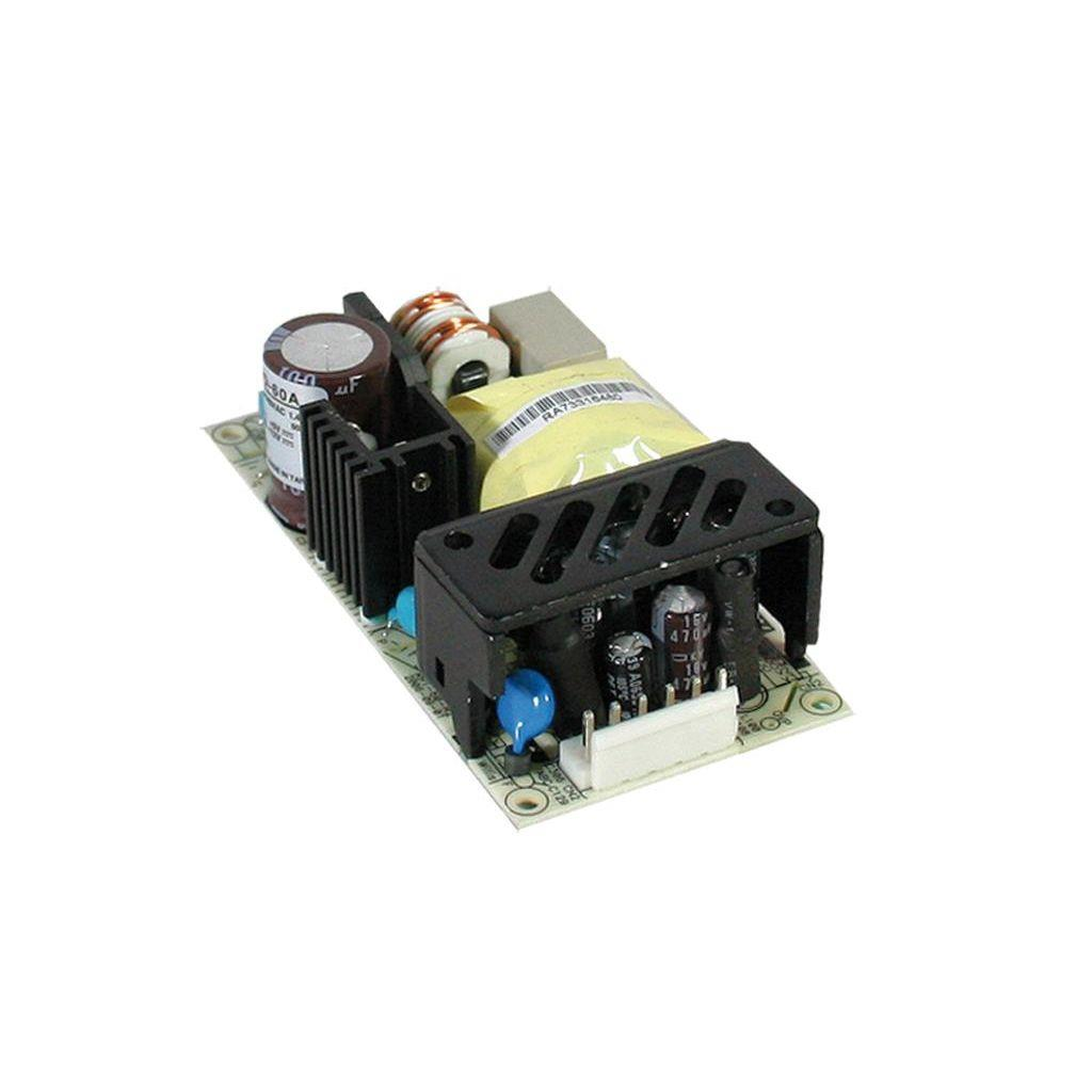 Mean Well RPD-60A AC/DC Open Frame - PCB 5V 5.5A Power Supply