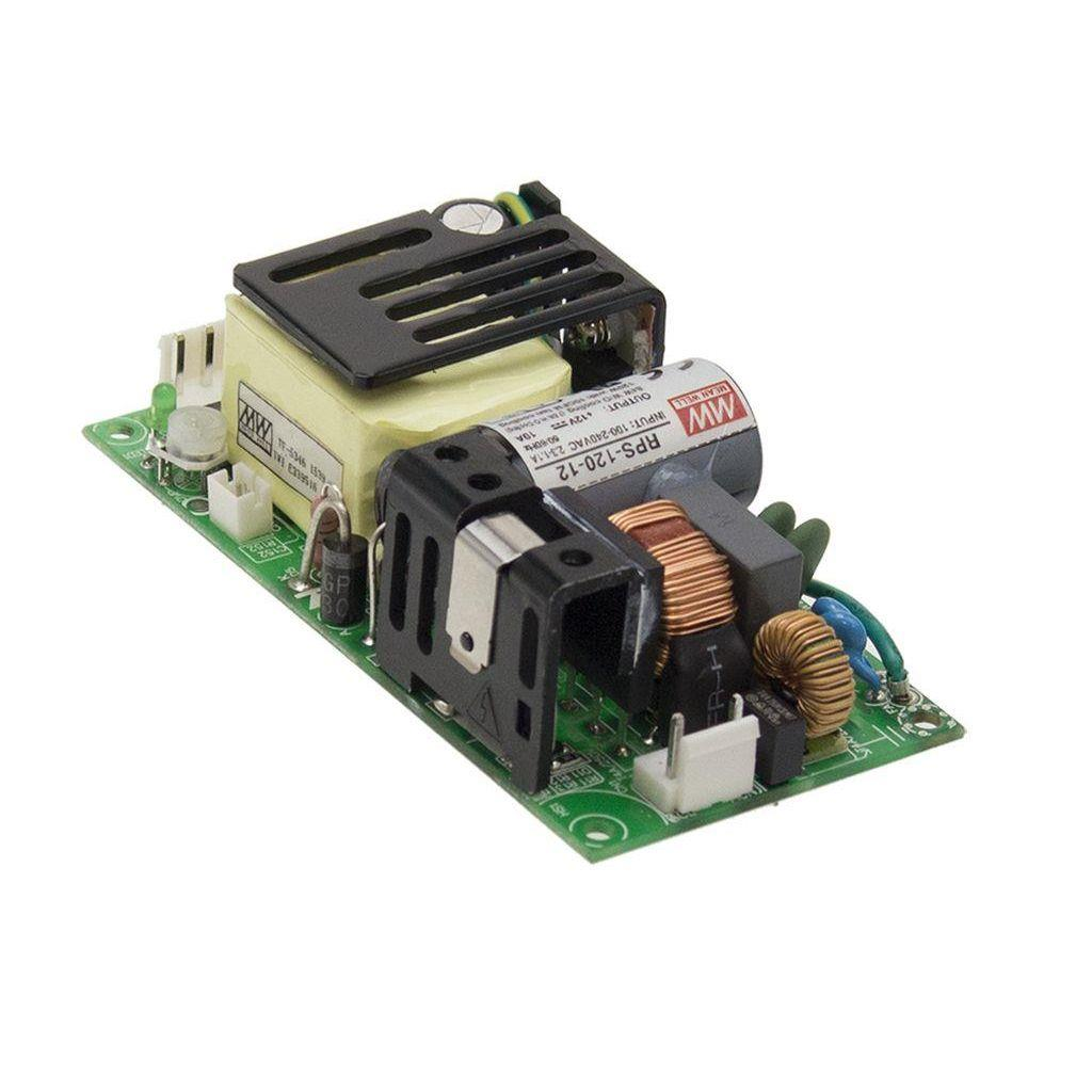 Mean Well RPS-120-15-C AC/DC Open Frame - PCB 15V 5.6A Power Supply