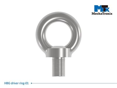 Mechatronix HBG DRIVER RING-01 Driver ring for Mean Well HBG-100, HBG-160 & HBG-200 LED drivers