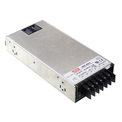 Mean Well HRP-450-36 AC/DC Box Type - Enclosed 36V 12.5A Power Supply