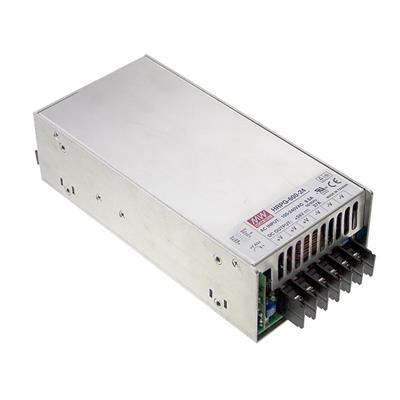 Mean Well HRP-600-3.3 AC/DC Box Type - Enclosed 3.3V 120A Power Supply