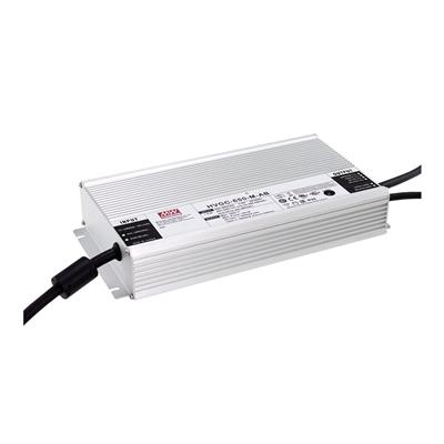 Mean Well HVGC-650-U-D2 AC/DC Box Type - Enclosed 58V 14A  LED Driver
