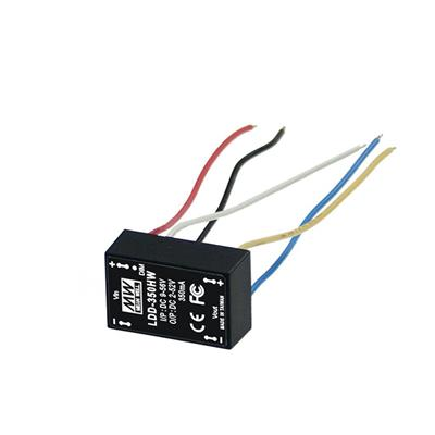 Mean Well LDD-350HW DC/DC C.C. Box Type - Enclosed 52V 0.35A Step down LED driver