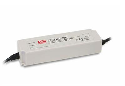 Mean Well LPC-100-1400 AC/DC C.C. Box Type - Enclosed 72V 1.4A Single output LED driver