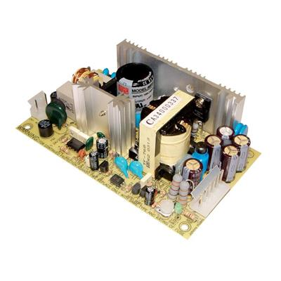 Mean Well MPS-65-5 AC/DC Open Frame - PCB 5V 12A Medical Power Supply