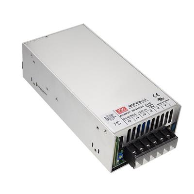Mean Well MSP-600-5 AC/DC Box Type - Enclosed 5V 120A Power Supply