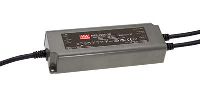 Mean Well NPF-120D-30 AC/DC C.C. Box Type - Enclosed 30V 4A Single output LED driver