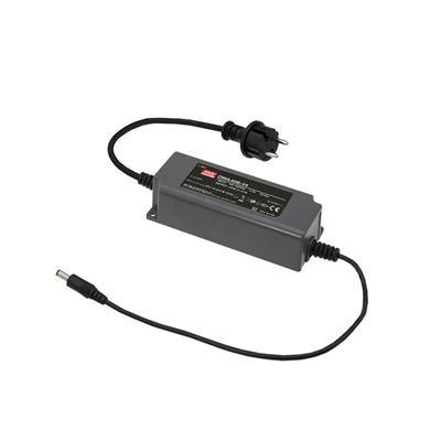 Mean Well OWA-60E-20 AC/DC Box Type - Enclosed 20V 3A adaptor