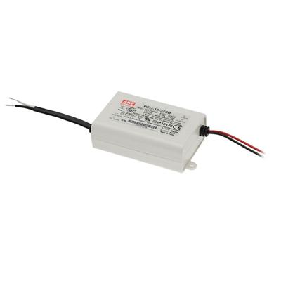Mean Well PCD-16-700B AC/DC C.C.  Box Type - Enclosed 24V 0.7A Single output LED driver
