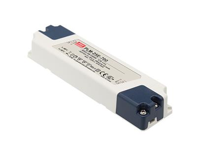 Mean Well PLM-25E-1050 AC/DC C.C. Box Type - Enclosed 24V 1.05A Single output LED driver
