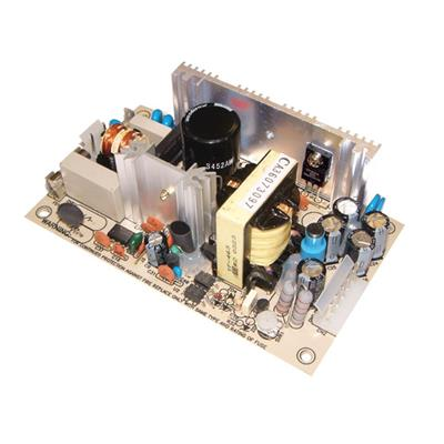Mean Well PS-65-7.5 AC/DC Open Frame - PCB 7.5V 8A Power Supply
