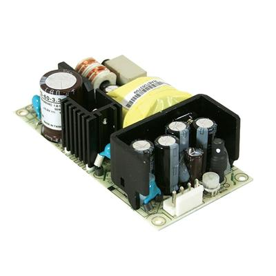 Mean Well RPS-60-12 AC/DC Open Frame - PCB 12V 5A Power Supply